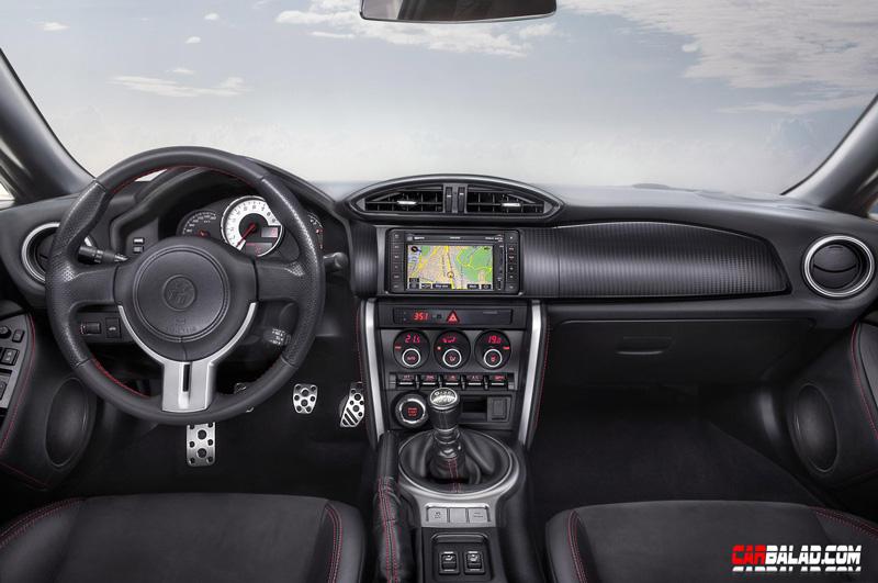 Toyota Gt 86 2017 Inside1